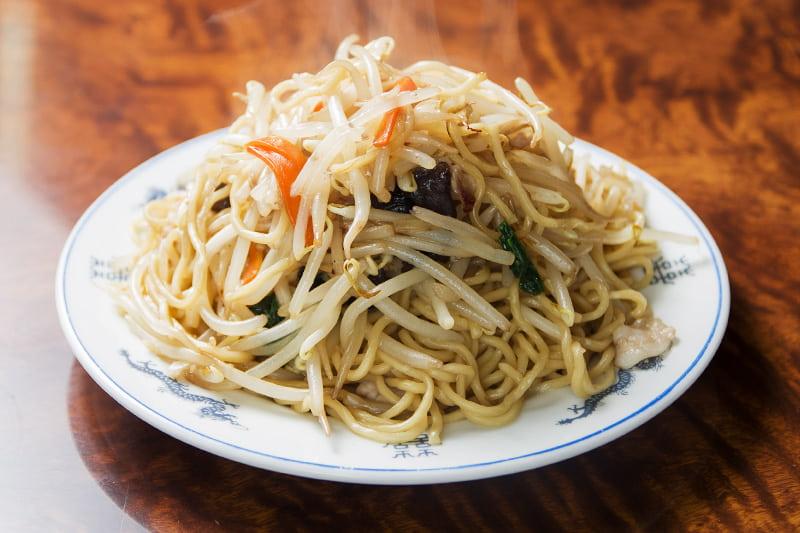炒麺(塩焼きそば)